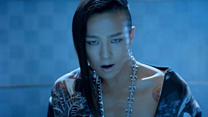 G Dragon Hairstyle