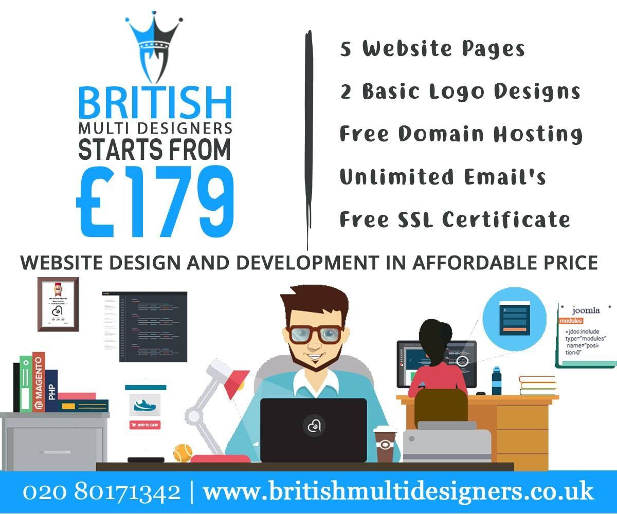 Web Site Design Agency Web Development Company British Multi Designers In 2020 Fun Website Design Web Development Design Website Design