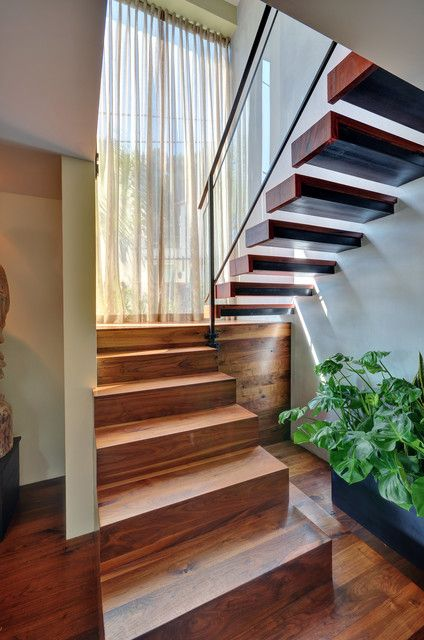 Simple Staircase Design Ideas