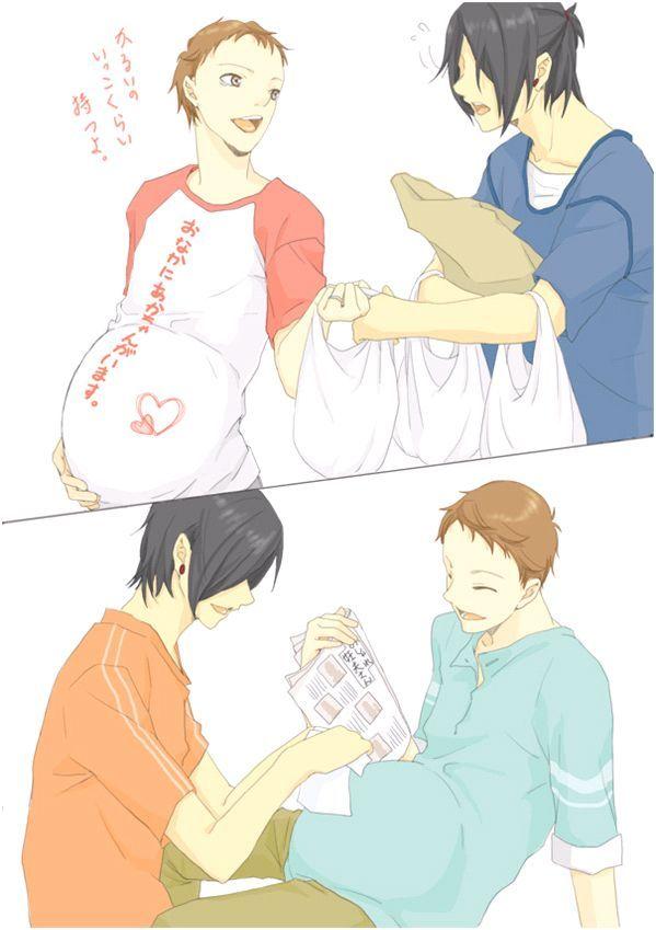 Омегаверс картинки рост беременного