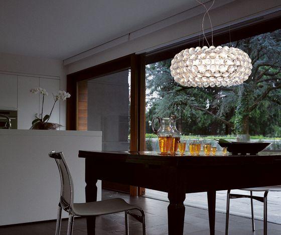 caboche pendelleuchte gross transparent von foscarini interior design pinterest esszimmer. Black Bedroom Furniture Sets. Home Design Ideas
