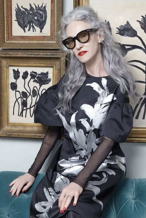 Ari Seth Cohen | Linda Rodin | styling Valentina Ilardi Martin | Grey Magazine