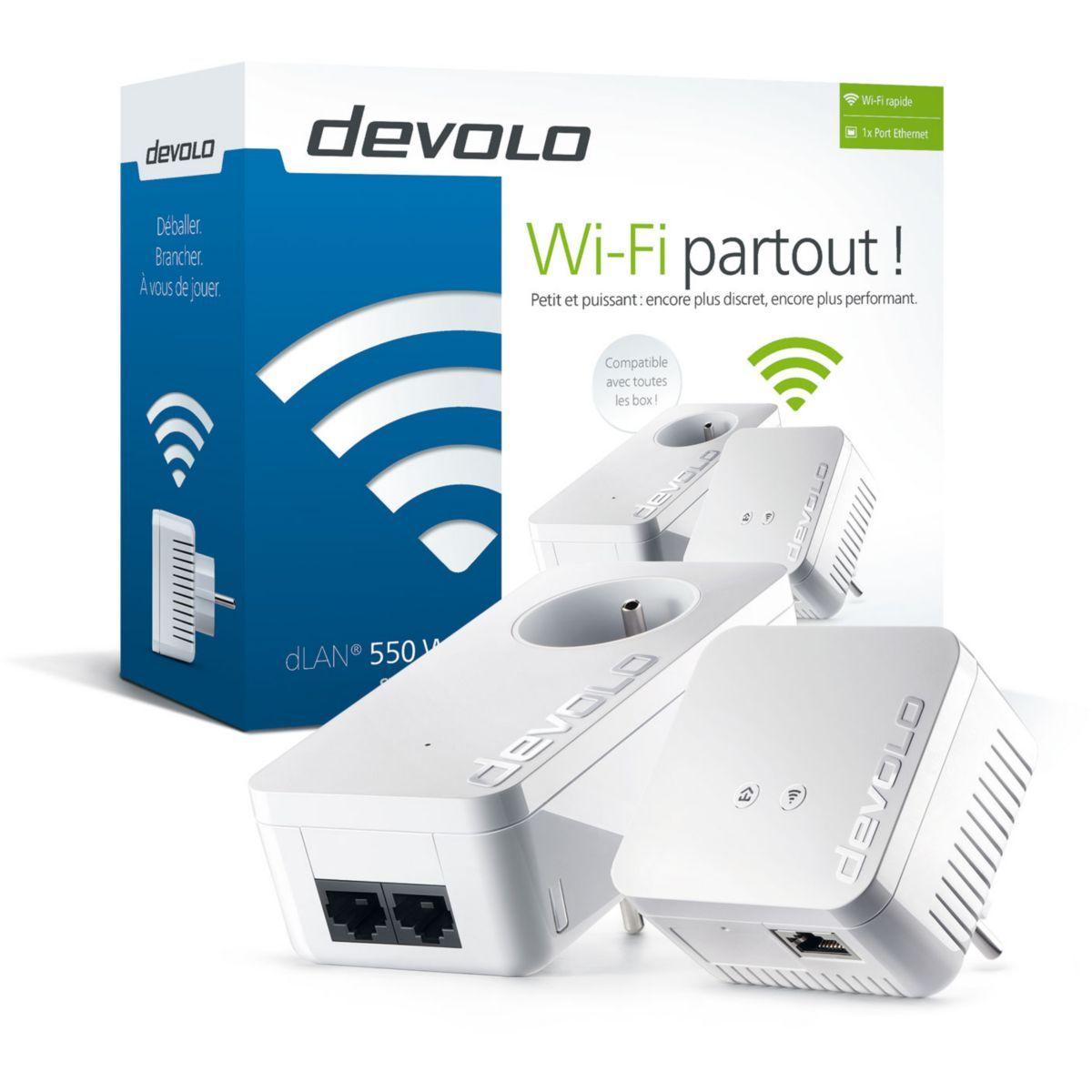 Cpl Tv Hd Sfr Cpl 200 Mbps Ou 500 Adaptateur Cpl Devolo Dlan 500 Wifi Network Kit Mil Ordinateur Portable Gamer Ordinateur Portable Asus Pc Portable Asus