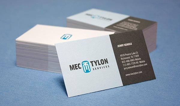 sample professional business cards