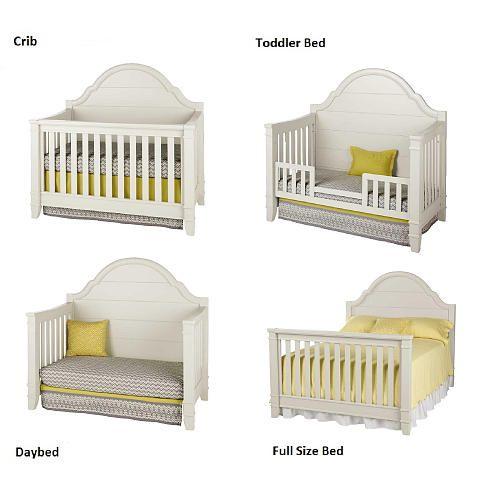 Million Dollar Baby Classic Sullivan Convertible Crib
