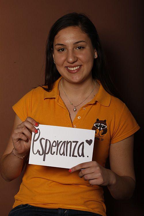 Hope, Adlih Treviño, Estudiante, UANL, Santiago, México
