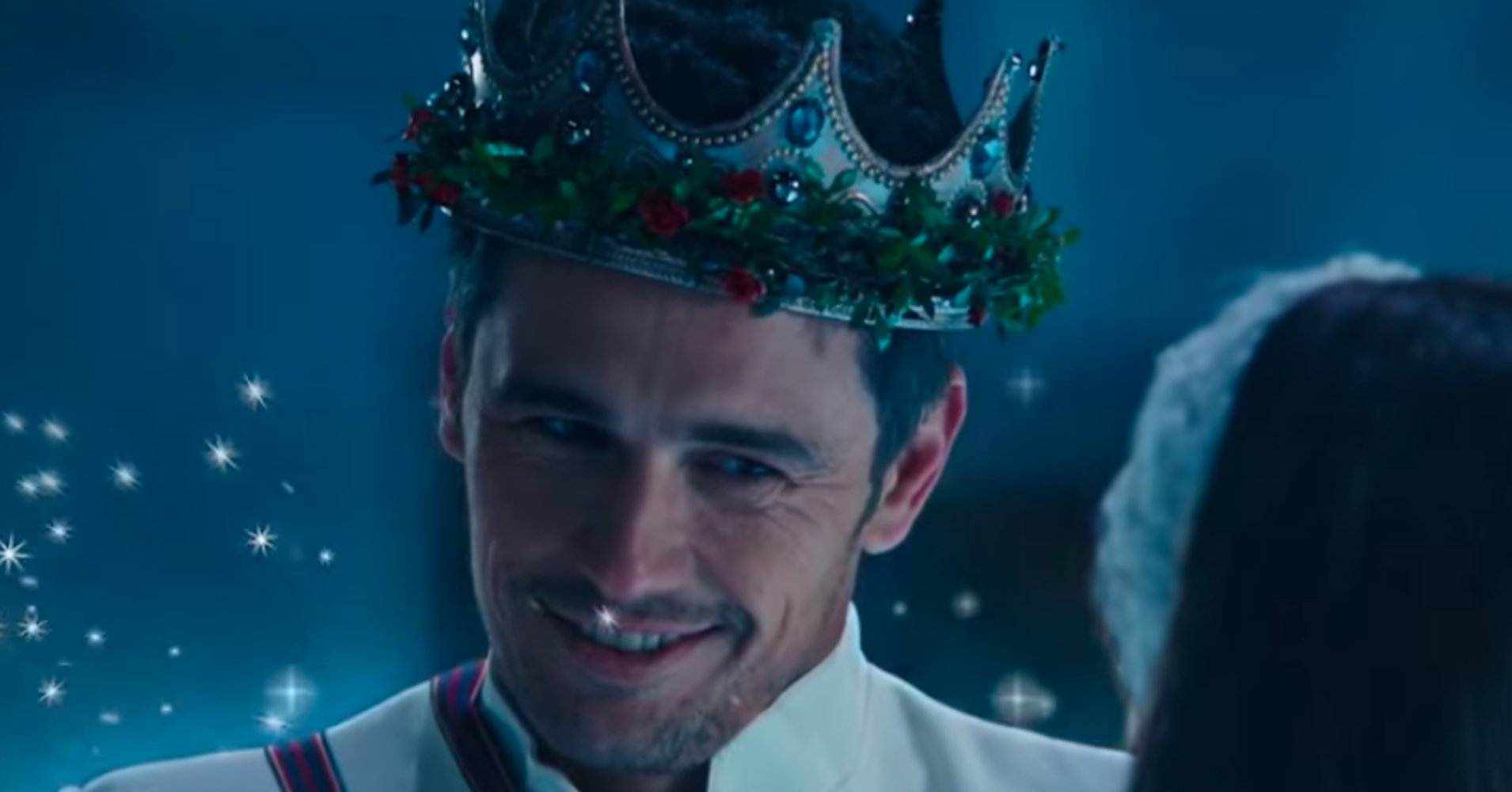 James Franco Stars In The Fake Hallmark Christmas Movies We Wish Were Real Huffpost Hallmark Christmas Movies James Franco Christmas Movies