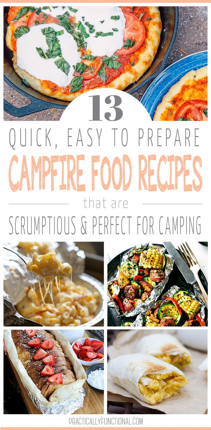 14 easy campfire food recipes cook dinner breakfast burritos and 14 easy campfire food recipes forumfinder Gallery
