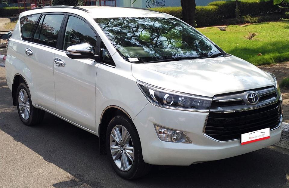 Toyota Innova Crysta Rental Trivandrum Thiruvananthapuram Innova Crysta Rental Elite Car Rental Call 075618 45867 Toyota Innova Car Rental Company Toyota