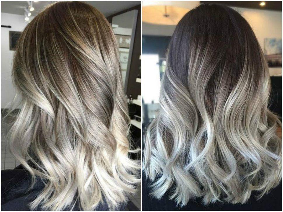 Image Result For Ash Blonde On Indian Skin Ash Blonde Hair Ash Blonde Balayage Ash Blonde Hair With Highlights