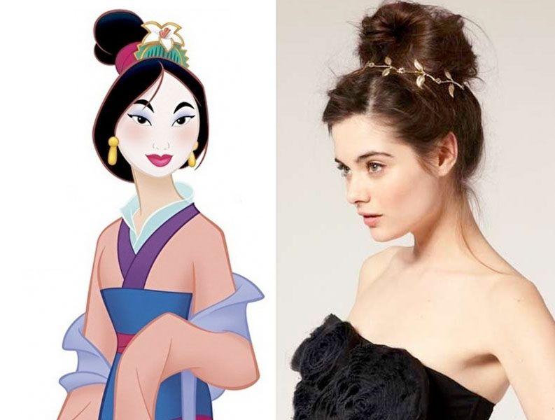 disney princess inspired hair ideas