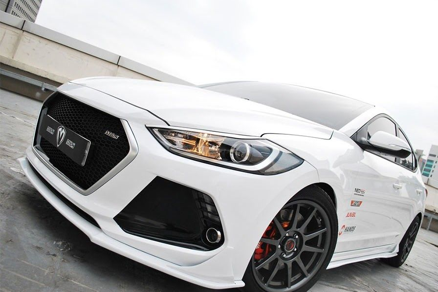 Cars Tuning Music Hyundai Elantra M&S Tuning Autos