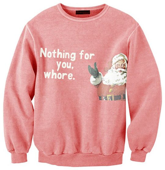 Funny Christmas Sweatshirts | Fashion Ql