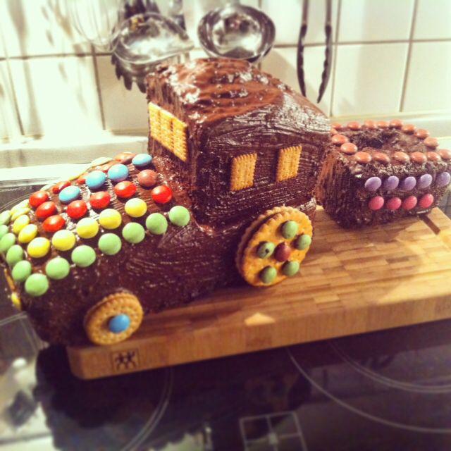 Traktor Kuchen By Rosara Kinder Geburtstag Kindergeburtstag Traktor Kuchen
