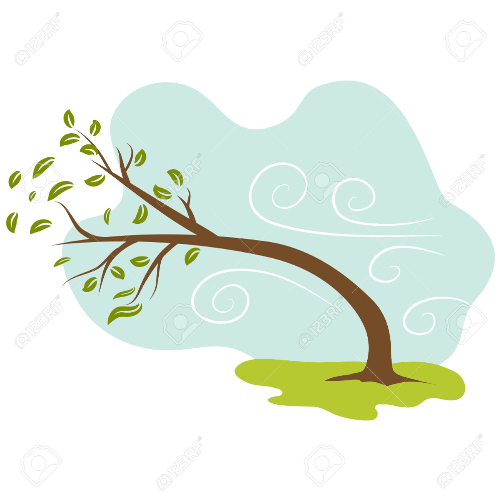 Free Windy Day Cliparts Download Free Clip Art Free Clip Art On Clipart Library Windy Day Tree Art Christmas Cartoon Characters