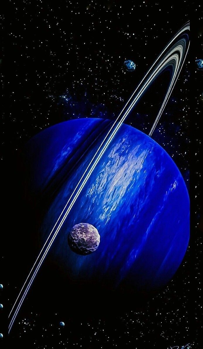 Pin By Enchanteddomains Com On Universe Galaxy Space Artwork Space And Astronomy Planets Wallpaper