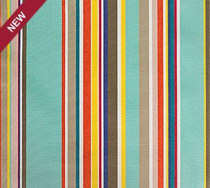 Le Touquet French Stripes Textiles