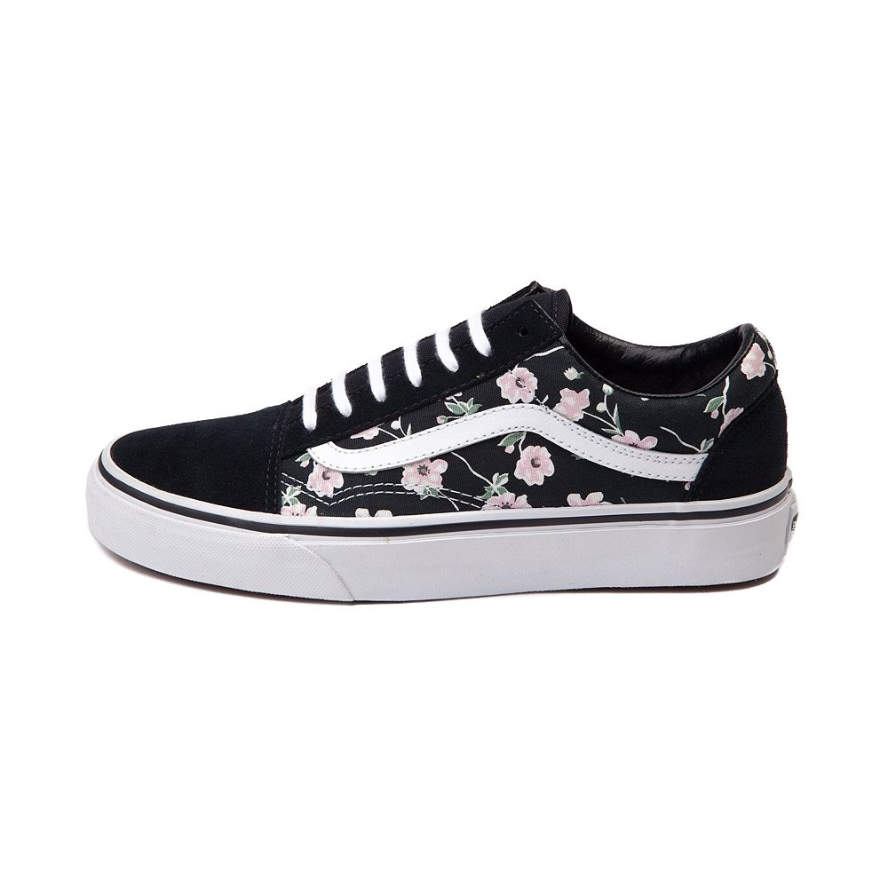 5f397016bb08 VANS - Old Skool Vintage Floral Skate Show in Black Floral  59.99 ...