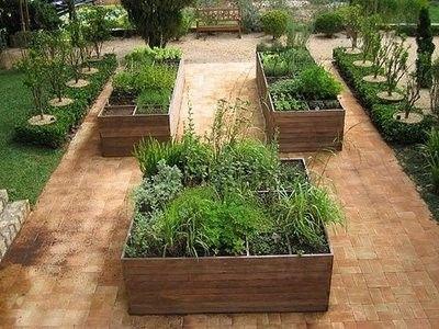 Modelo de pisos para patios jardines pinterest for Modelos de patios y jardines