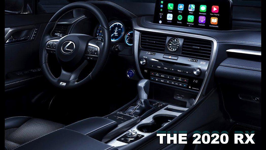 2020 Lexus Interior Pictures Di 2020