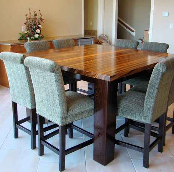 Modern Butcher Block Dining Table Butcher Block Dining Table