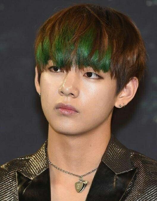 Kpop Idols Bts Asian Cutie Hairstyle Hwarang Taehyung Kim Taehyung