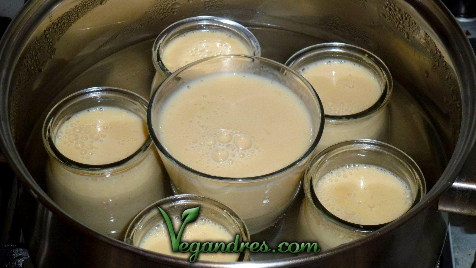 Yogur de soja casero sin yogurtera