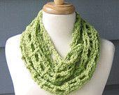 PATTERN 010 Toni Infinity/Scarf Crochet by PurpleStarDust