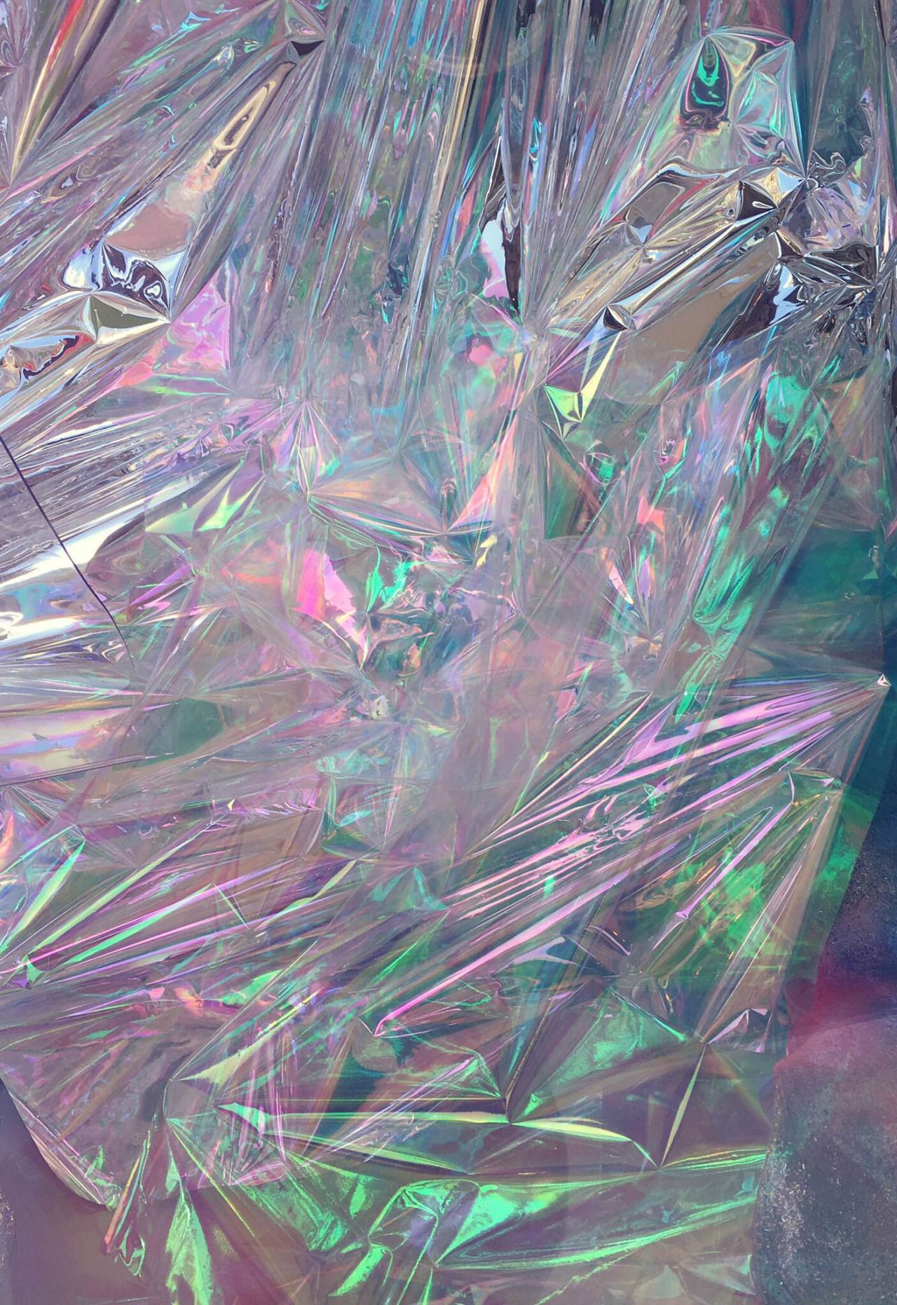 ✦ Holographic, Iridescent, Metallic, & Chrome Blog ✦: Photo