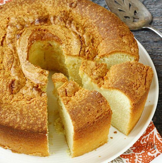 Sour Cream Pound Cake Recipe Recipes To Cook Pinterest Cake