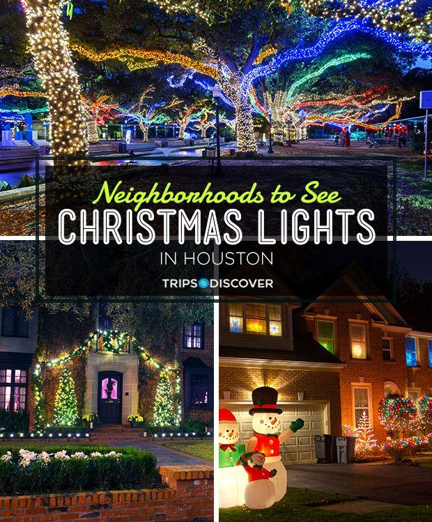 9 Magical Neighborhoods to See Christmas Lights Around
