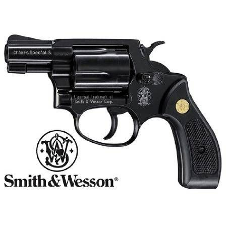 Smith and Wesson 9Mm Revolver | Replica Blank 9mm Guns - LICENSED