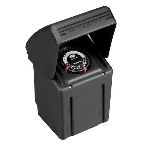 Malibu 8100920001 200 Watt Low Voltage Power Pack Transformer Black Matte Learn More By Visiting The Low Voltage Lighting Timer Outdoor Lighting Accessories