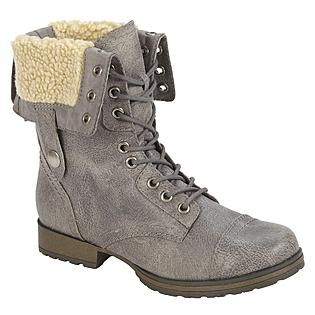 Bongo women's boots - grey - Kmart | Outfits & Accessories ...