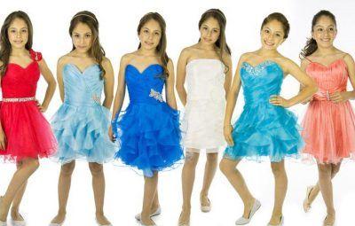 Imagenes De Vestidos Para Graduacion De Primaria De Moda