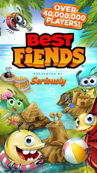 Pin by SeKaiNoost Mod Apk on apk Best fiends, Really fun