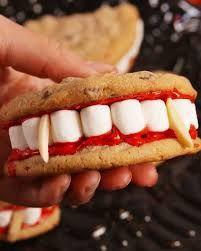 easy halloween food - Google Search #halloweenpotluckideas