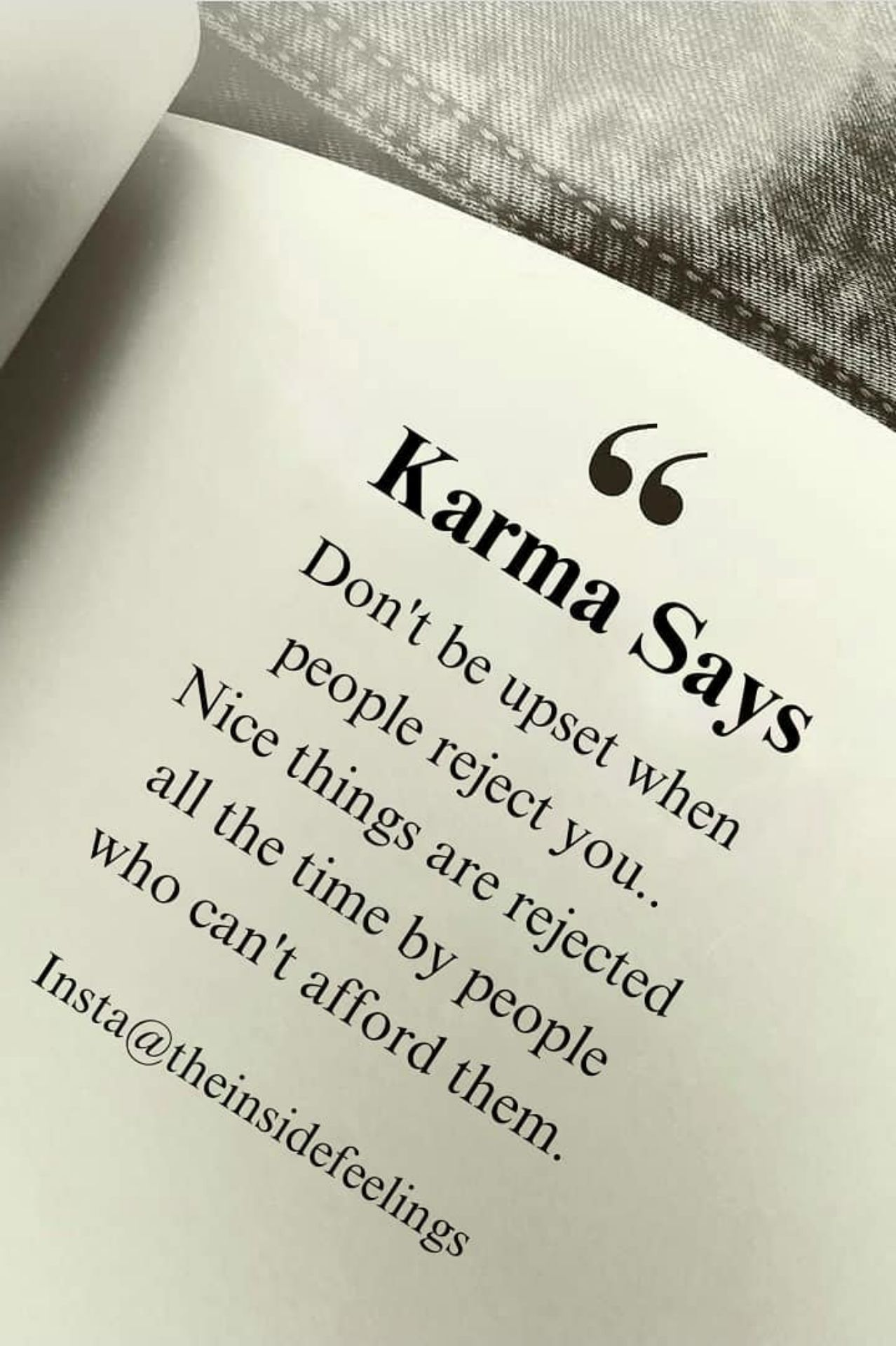 Follow Unsaid Writers For More Amazing And Wonderful Quotes And Sayings Karma Quotes Truths Lesson Quotes Good Thoughts Quotes