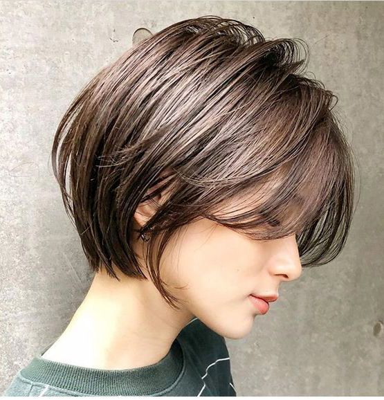 30 Creative Short Pixie Haircuts Fashion Trend Frisuren Asiatischer Haarschnitt Haarschnitt Kurz