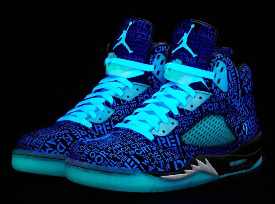 Air Jordan V 'Doernbecher' - SneakerNews.com
