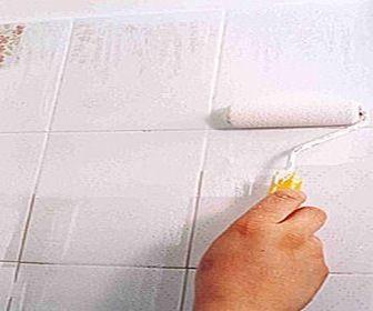 Consejos para pintar azulejos de ba os http www - Pintura para pintar azulejos ...