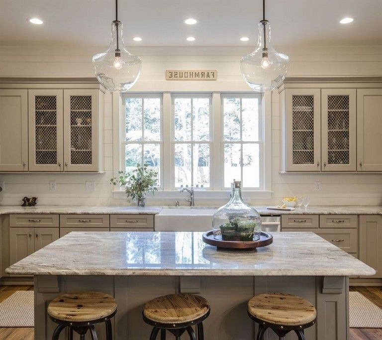 51 Lovely Kitchen Designs With A Touch Of Wood Kitchendesign Kitchenremodel Kitchendecor