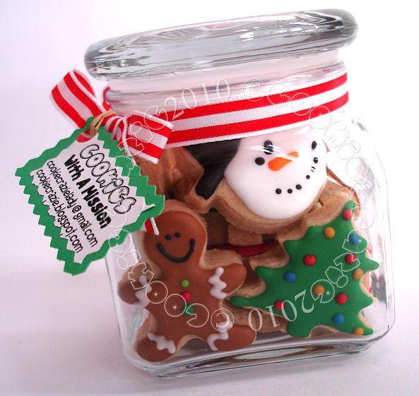 Jarred Christmas Gifts: Diy Gifts In A Jar, Mason Jar
