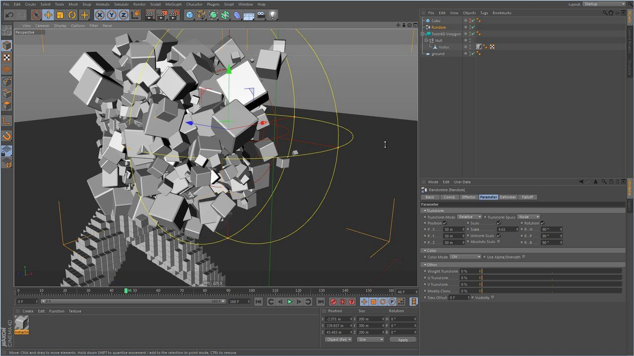 Voxygen Plugin  Turn everything into a cloud of voxels with
