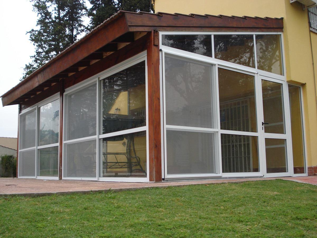 Los diferentes tipos de cerramientos de aluminio este for Cerramientos para jardines