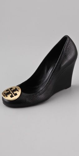 210e4a7a410e Love this Tory Burch wedge, got the Patent Leather...really like it.