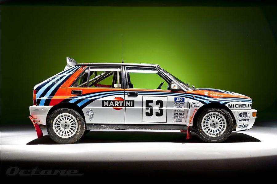 Lancia Delta HF Integrale | Automotive Inspiration | Pinterest ...