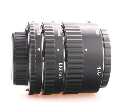 85.00$  Buy here - http://alif55.worldwells.pw/go.php?t=32274439290 - SLR camera lens 12 mm macro lens adapter ring 20 mm 36 mm lens connector Lens Adapter camera photo accessories