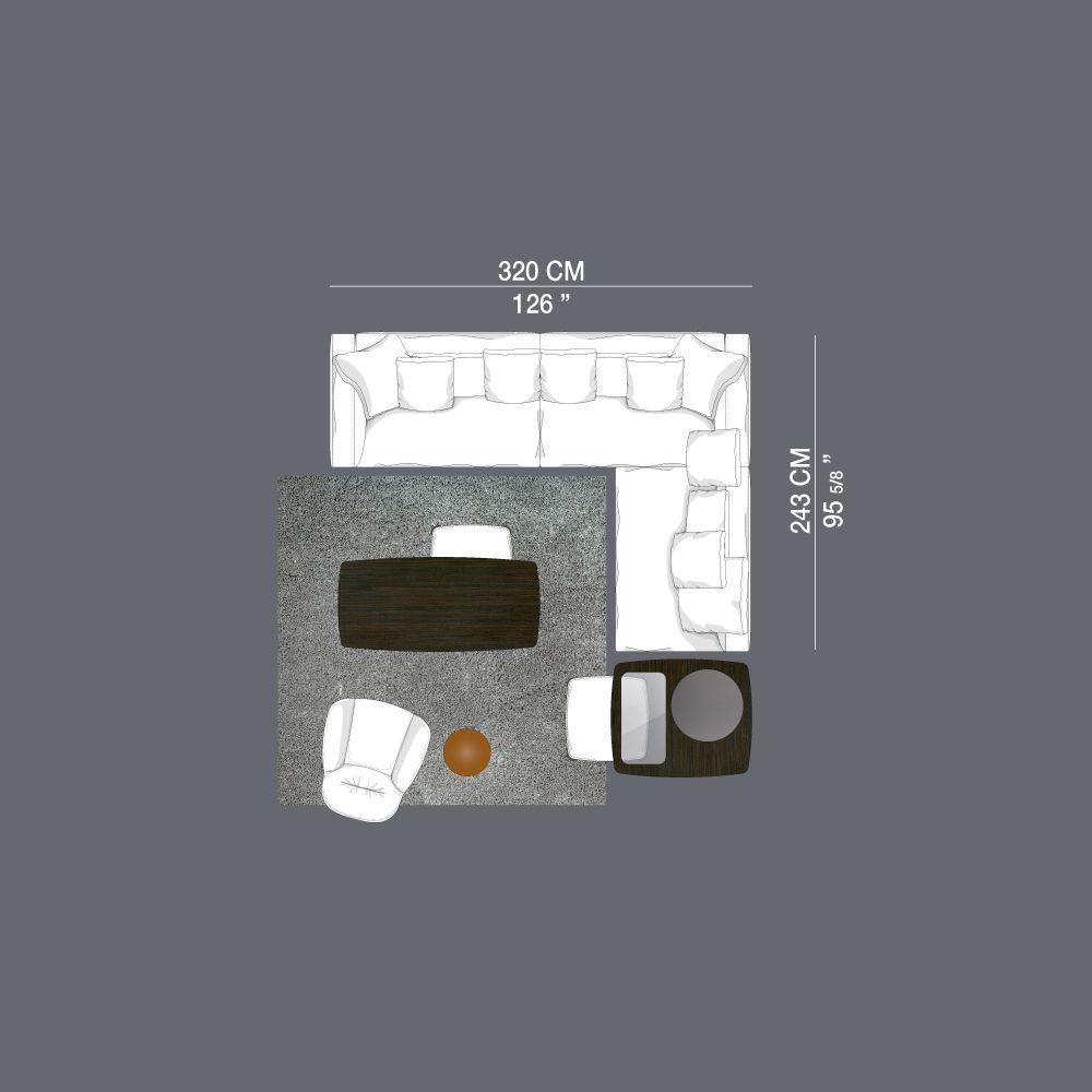 Minotti ipad compositions donovan sofas en in 2018 pinterest d coration - Meubles minotti ...