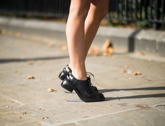How To Break In Three Types Of Shoes Types Of Shoes Breaking In Shoes Heeled Brogues